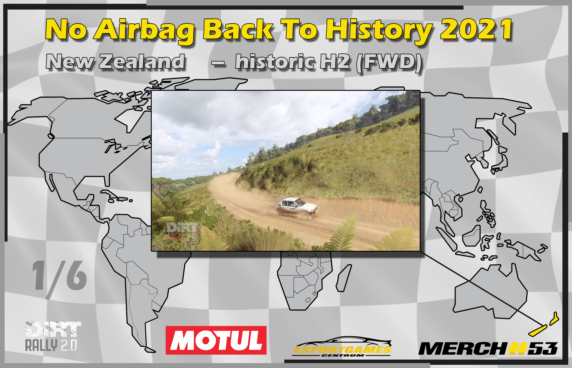 01. No Airbag Back To History 2021 - Nový Zéland
