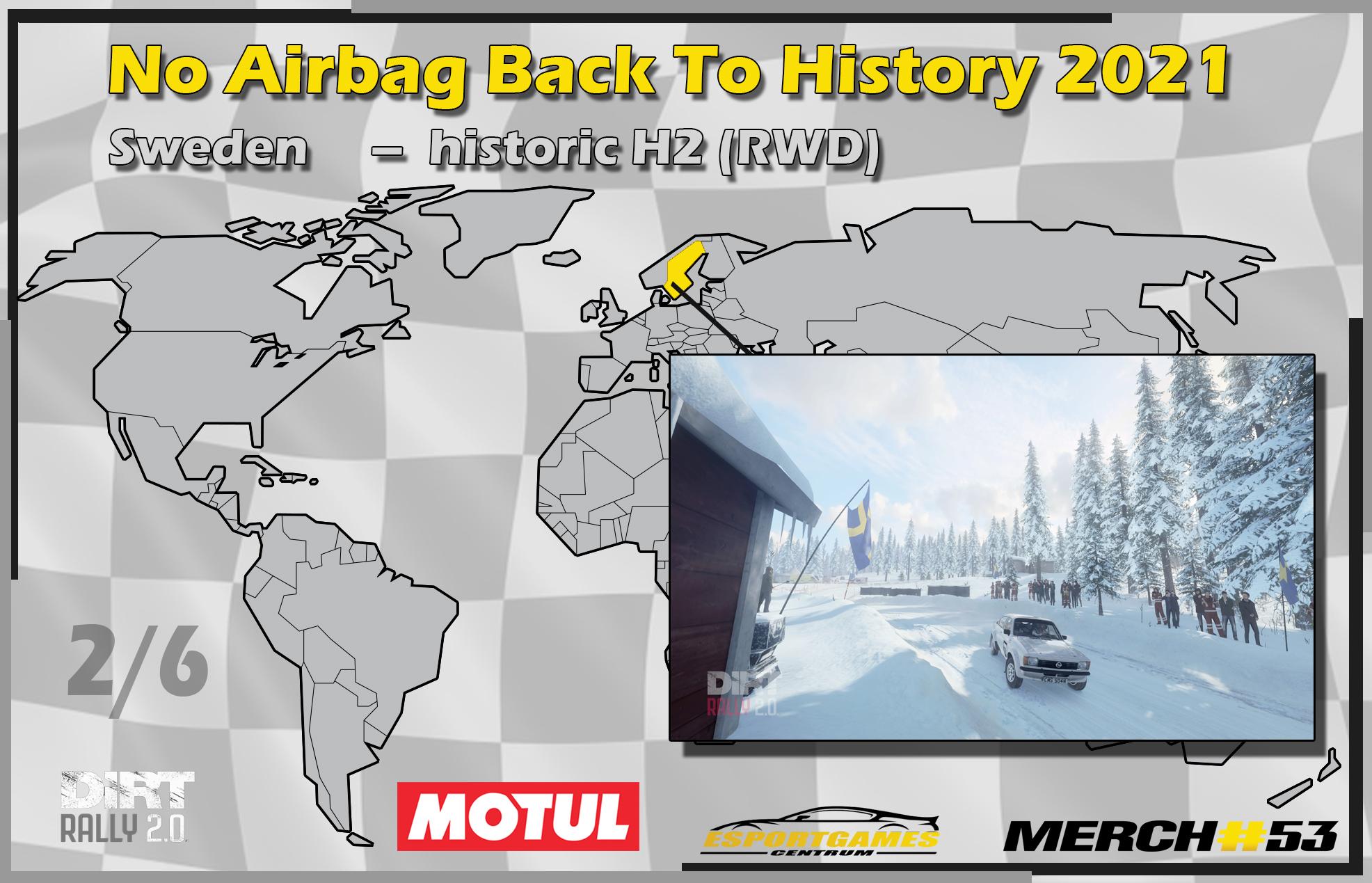 02. No Airbag Back To History 2021 - Švédsko